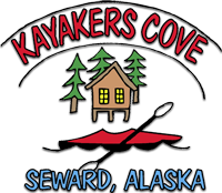 Kayakers Cove: Wilderness Lodge & Kayak Adventures near Seward, Alaska